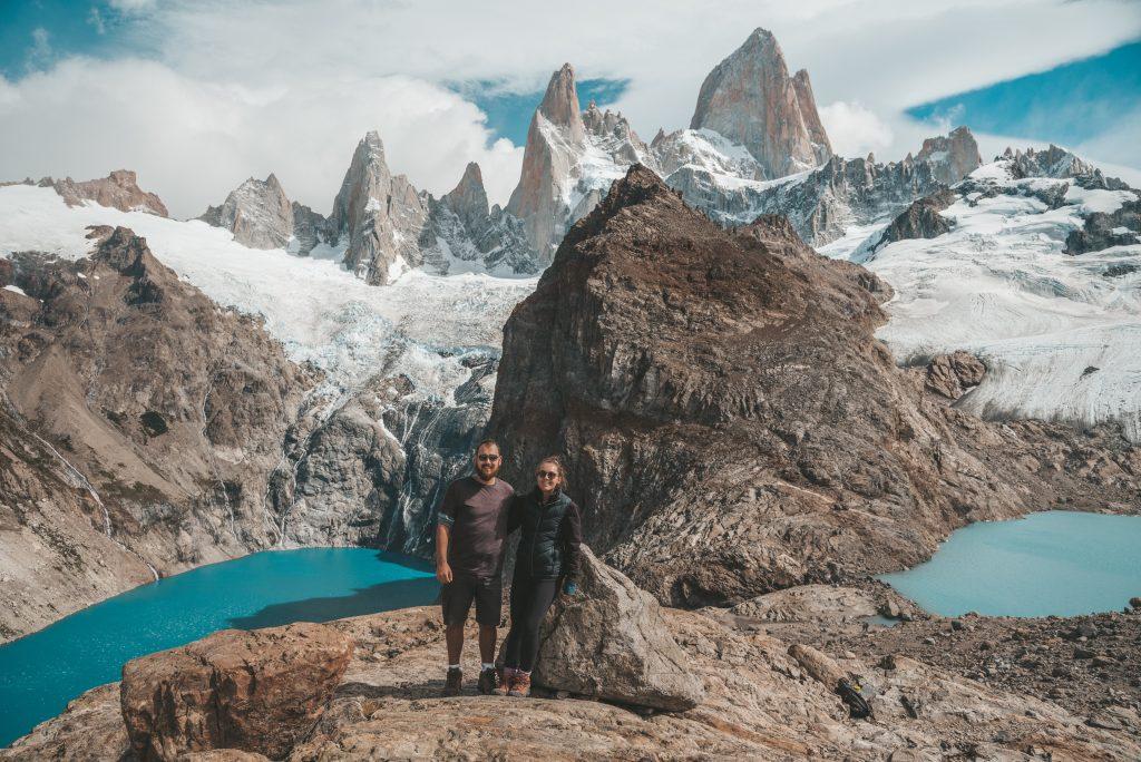 Laguna Sucia, El Chalten, Patagonia