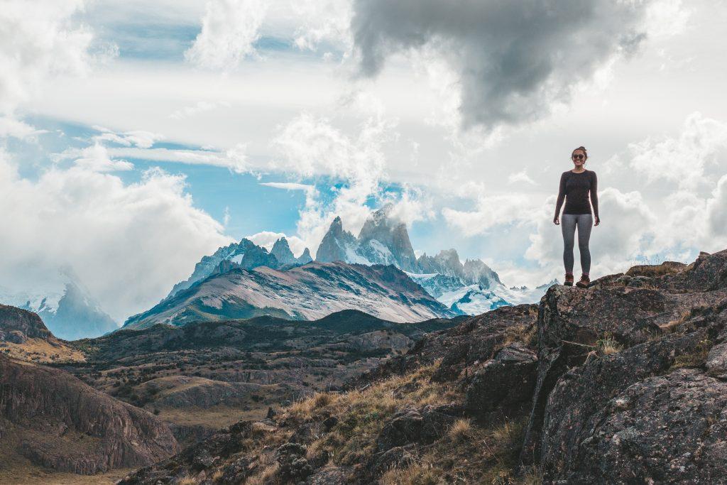 Mirador de los Condores Hike, El Chalten, Argentina