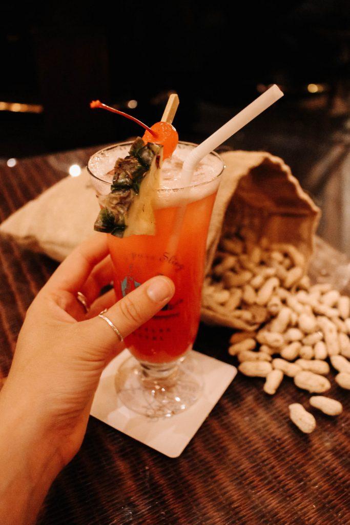 Raffles Bar Singapore