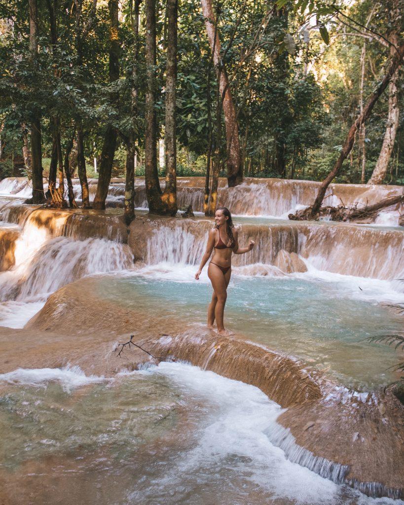 Tad Sei, Luang Prabang