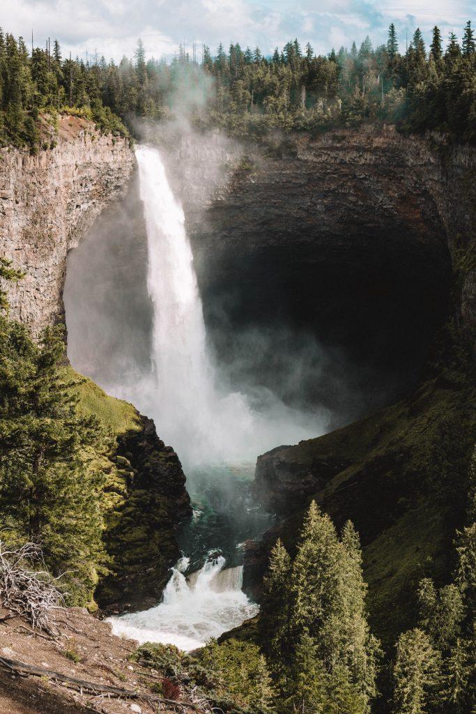 Helmcken Falls, Wells Gray
