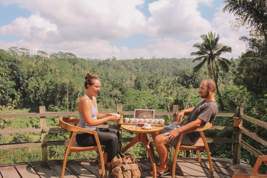 Ubud Bucket List: Lewak Coffee