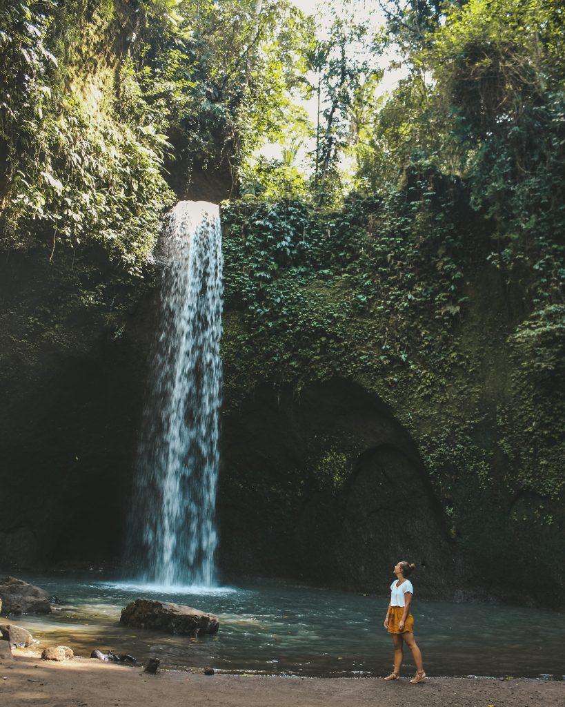 Ubud Bucket List: Tibumana Waterfall